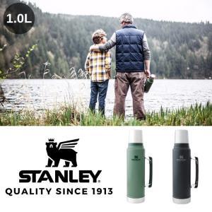 水筒 1リットル 1l ステンレス 保温 保冷 送料無料 スタンレー STANLEY 新ロゴ クラシ...