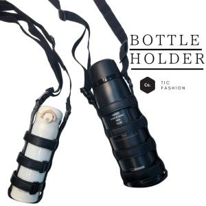 送料無料 水筒 ホルダー カバー おしゃれ ボトルホルダー ペットボトルホルダー アウトドア キャンプ 入学 運動会 肩掛け 遠足 子供 「クリックポスト対象」