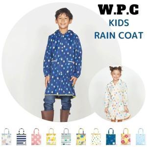 送料無料 レインコート キッズ 11種類 M  Lサイズ 収納袋付き 撥水 はっ水 レインウェア 雨具 カッパ 男の子 女の子 子供用 雨 Wpc [メール便対応 代引き不可]|irodorikukan