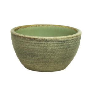 天目ひねりボウル水鉢 10号 信楽焼 睡蓮鉢 めだか鉢 水鉢 陶器|irodoriya