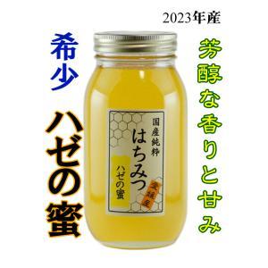 はちみつ 国産はちみつ 蜂蜜 ハチミツ 愛媛県産 ハゼの蜜(単花蜜) 1Kg|iroha-beebeey
