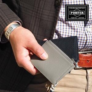 エントリーで10%獲得 1年保証 ポーター アレンジ マルチウォレット カードケース PORTER ...