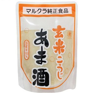 玄米あま酒 250g  マルクラ