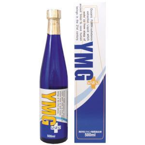YMGプラス(海洋性フミン物質抽出液) 500ml エクスエッジインターナショナル