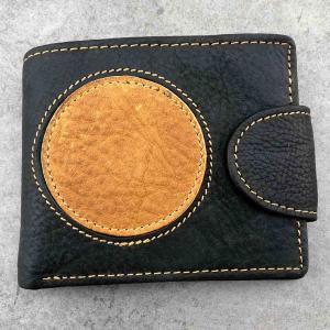 財布 メンズ 二つ折り 本革 小銭入れあり 折りたたみ財布 牛革 メンズ レディース 財布 さいふ ...