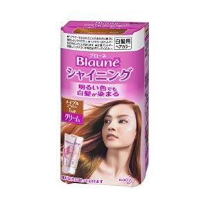 ブローネシャイニングヘアカラークリーム 1MP メイプルブラウン iron-peace