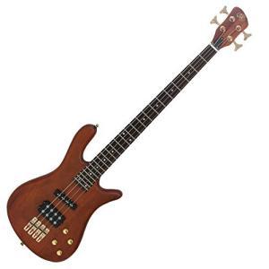 SX ベースギター 4弦 マホガニーボディ アクティブ回路搭載 SWB1 NA ナチュラル|iron-peace