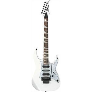 Ibanez アイバニーズ RGシリーズ スタンダードモデル PG付き H-S-H ホワイト RG350DXZ-WH|iron-peace