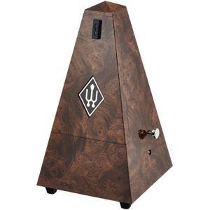 ウィットナー メトロノーム デザイナーシリーズ ウォルナット・エフェクト 855001|iron-peace