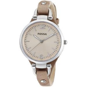 [フォッシル] 腕時計 GEORGIA ES2830 正規輸入品 iron-peace