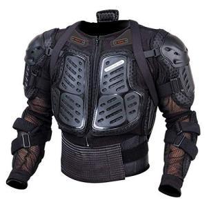 コミネ(KOMINE) バイク用 セーフティジャケットα ブラック M SK-674 733 プロテクター メッシュ素材 iron-peace