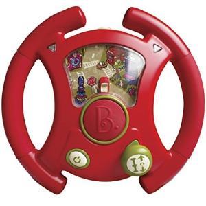 B. toys はじめてのドライブ 車のハンドルのおもちゃ BX1148Z 正規品 68652 iron-peace