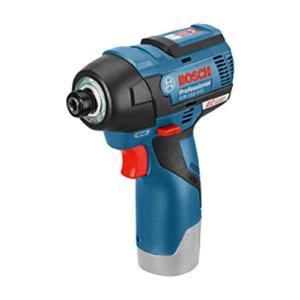 Bosch Professional(ボッシュ) 10.8V コードレスインパクトドライバー (本体のみ、バッテリー・充電器別売り) GDR10.8-LIH iron-peace