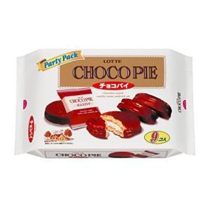 ロッテ チョコパイパーティーパック 9個入 iron-peace
