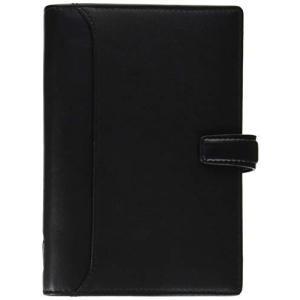 ファイロファックス ナッパ システム手帳 バイブル ブラック 17-025134 正規輸入品|iron-peace