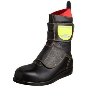 [ノサックス] 安全靴 舗装靴 HSKマジック JISモデル道路舗装用 HSKマジックJ1 メンズ 黒 23cm(23cm) iron-peace