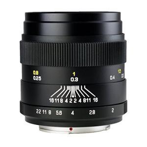 中一光学(ZHONG YI OPITCS) 単焦点レンズ CREATOR 35mm F2 (ペンタックスKマウント)(ブラック) iron-peace