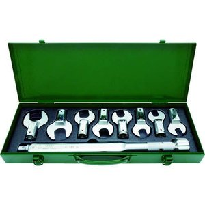 ASH トルクレンチスパナヘッドセットLC180N+17-36mm LCS4000 iron-peace
