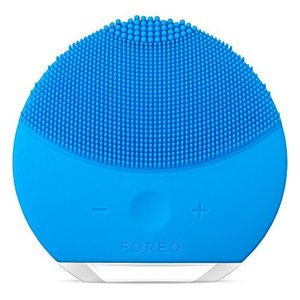 FOREO LUNA mini 2 電動洗顔ブラシ シリコーン製 音波振動 アクアマリン 1個 iron-peace