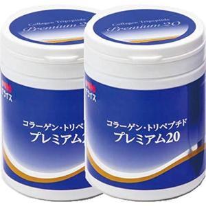 【2個】ゼライス HACP コラーゲン・トリペプチドプレミアム20 200g ボトル×2個セット(4954142207871-2) iron-peace
