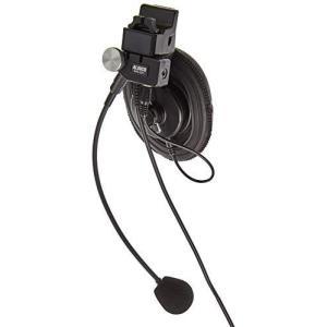 ALINCO アルインコ ヘルメット用ヘッドセット(1Pねじ込みプラグ) EME-63A iron-peace