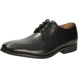 [クラークス] ビジネスシューズ 革靴 ギルマンモード メンズ ブラックレザー 24.0 cm iron-peace