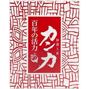 百年の活力砂漠人参カンカ6個入り 【約1ヶ月分】 iron-peace