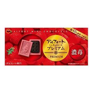 ブルボン アルフォートミニチョコレートプレミアム濃苺 12個×10箱 iron-peace