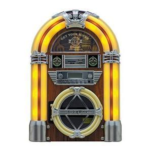 ジュークボックス型MP3・Bluetooth 対応SD/USB/CDラジオ HNB-MX2500(IV)|iron-peace