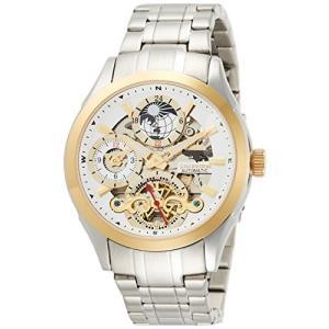 [ジェ・ハリソン] 腕時計 JH-043GW メンズ 正規輸入品 iron-peace