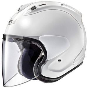 アライ(Arai) バイクヘルメット ジェット VZ-RAM グラスホワイト 61-62cm|iron-peace