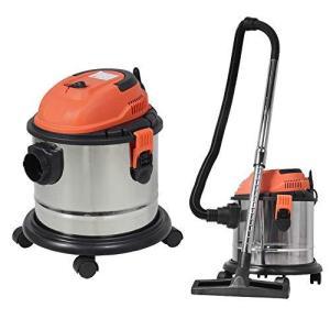 HAIGE 掃除機 小型 乾湿両用 集塵機 15L ブロアー機能付 業務用 HG15 iron-peace