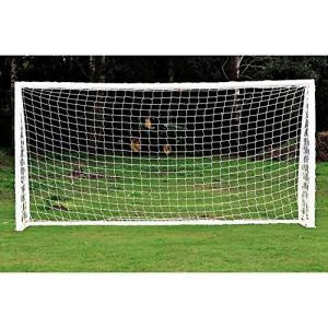 サッカー ゴール ポストネット 練習用 フットボールネット 柔軟 耐衝撃 軽量 インストール簡単 子供 少年 室内 iron-peace