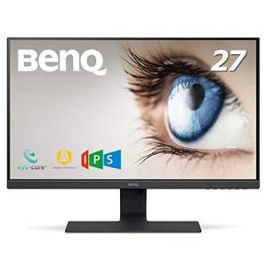 BenQ モニター ディスプレイ GW2780 27インチ/IPS/ノングレア/フレームレス/ブルーライト軽減/輝度自動調整B.I.技術?|iron-peace