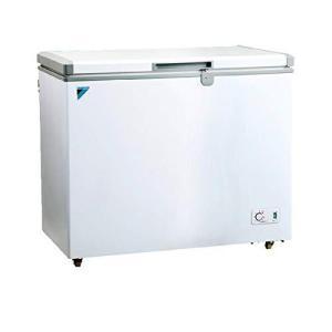 ダイキン冷凍庫チェストフリーザー 業務用冷凍ストッカー(鍵付き)206L LBFG2AS iron-peace