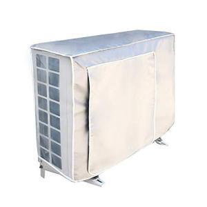 ライフ小屋 エアコンカバー エアコン室外機カバー 防水 防塵 日焼け止め 保護カバー室外機用 エアコンカバー iron-peace