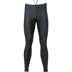 [パールイズミ] コールド シェイド メガ タイツ(ワイドサイズ) B238MEGA メンズ ブラック BXL iron-peace