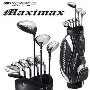 ゴルフ クラブセット メンズ レディース 初心者 9本セット マキシマックス キャディバッグ付き 右利き R iron-peace