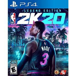 NBA 2K20: Legend Edition (輸入版:北米) - PS4 iron-peace