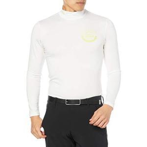 [ジャックバニー] [メンズ] 長袖 ハイネックシャツ (COOL CORE:吸水速乾) / インナー ゴルフ / 262-1166311 030_ホワイト 6 iron-peace