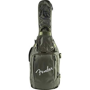 Fender ギターギグバッグ Limited Edition Urban Gear Electric Guitar Gig Bag, Khaki|iron-peace