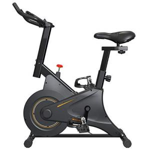 2021第三代スピンバイク マグネット式 フィットネスバイク ダイエット器具 フルカバーホイール エアロビクス? iron-peace