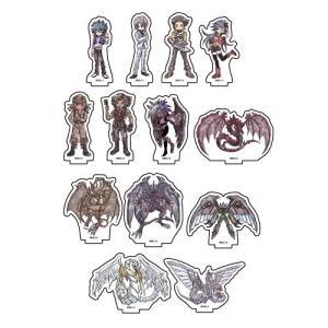 遊☆戯☆王デュエルモンスターズGX 02 グラフアート アクリルぷちスタンド 13個入りBOX iron-peace