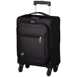 [プロテカ] スーツケース 軽量ソフトキャリー サイレントキャスター搭載 コインロッカーサイズ 1.3kg 18L 日本製 iron-peace