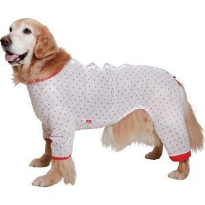 (大型犬用)クールクール 背中開きパジャマ 大(SL)サイズ