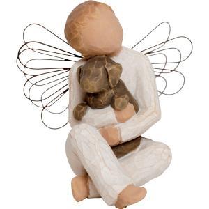 ウィローツリー天使像(Willow Tree)Angel of Comfort 安らぎ(61009)