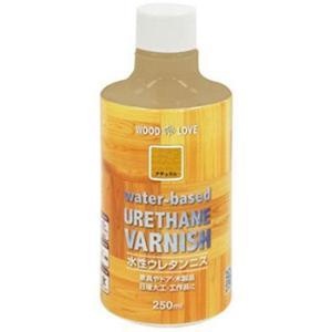 ペンキ 塗料 木製品 工作品 ニッペ 水性ウレタンニス 250ml ニッペホームオンライン