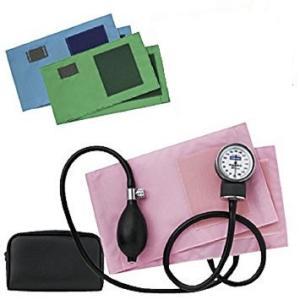 アネロイド血圧計 No.500 ケンツメディコ ピンク/スカイブルー/グリーン|iru-collection