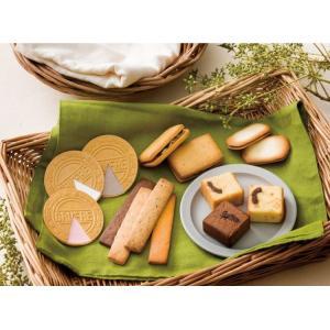 プティゴーフルをはじめ、人気のレーズンケーキ、クッキーなどを詰め合わせた上野風月堂自慢のお菓子です。