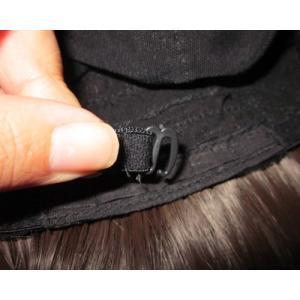 毛付き帽子 医療用帽子 抗がん剤帽子 医療用ウィッグ 女性用 ニット帽子 T01BK|iryouboushiplaisir|07